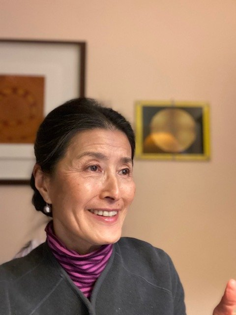 Yukiko Amaya Energy Work